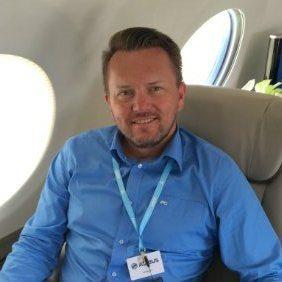 Jo Alex Tanem er ny adm. direktør for Aviator i Københavns Lufthavn.