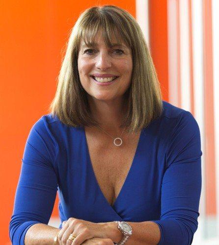 Easyjets koncernchef, Carolyn McCall.