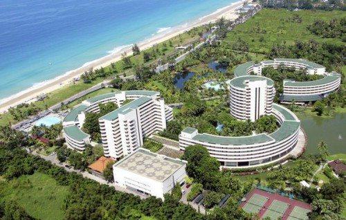 Et af hotellerne på Phuket er Hilton Phuket Arcadia Resort & Spa.