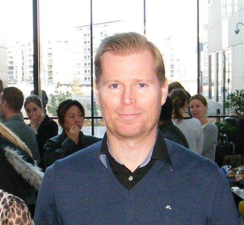 Klaus Johansen.