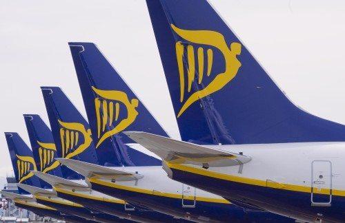 ryanair fly lufthavn
