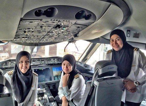 Brunei piloter