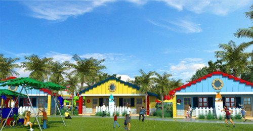 Legoland Florida.