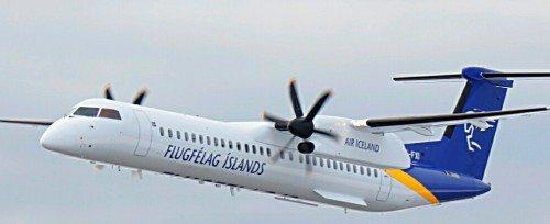 air iceland Bombardier Q400