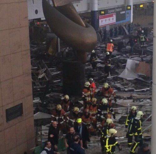 bruxelles lufthavn terror