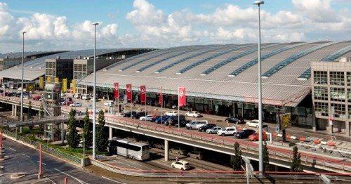 Terminal-Vorfahrten