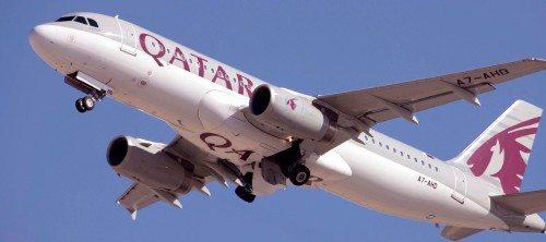 qatar airways airbus a320 fly