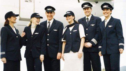 Sådan ser SAS nuværende uniformer ud – der kommer nyt design senere på året.