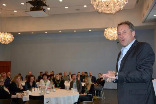 SAS' koncerndriftsdirektør Lars Sandahl Sørensen