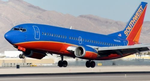 Southwest airlines fly