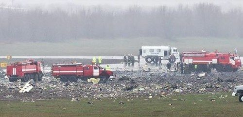 flydubai Flight 981 havari Rostov-on-Don lufthavn