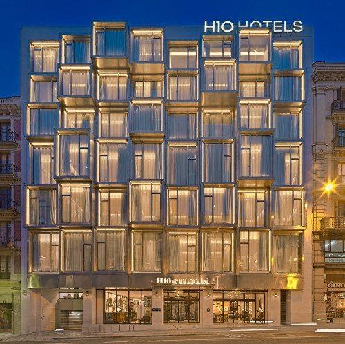 barcelona H10 Cubik hotel