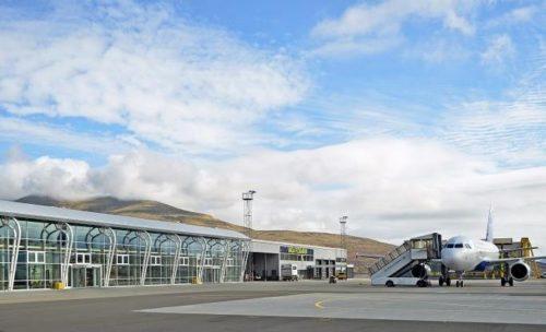Færøerne Vagar Lufthavn
