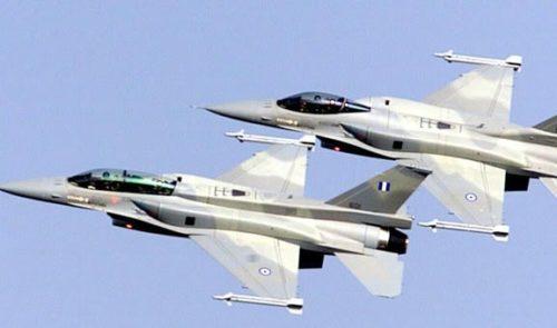 F16 kampfly