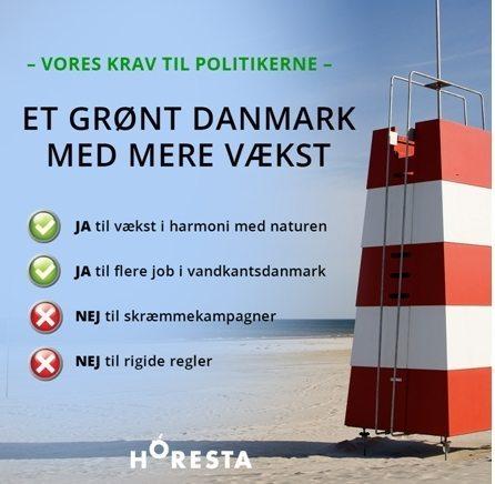 Horestas bud på ny dansk planlovgivning.