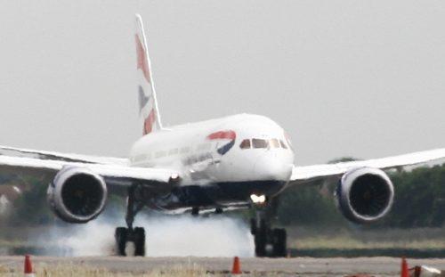 british airways boeing b787 dreamliner fly