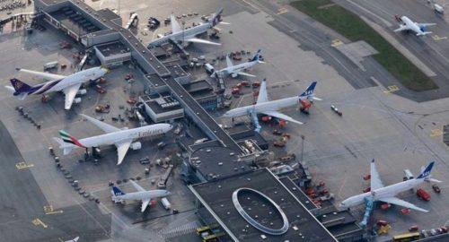 københavns lufthavn finger c fly