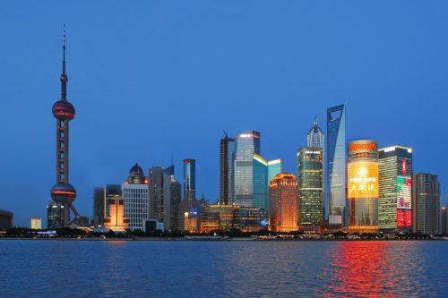 kina, shanghai