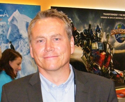 Michael Jensen.