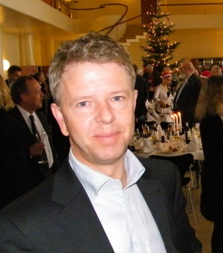 Mikkel Thrane.