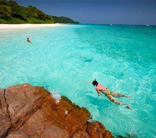 thailand Koh Tachai ferie