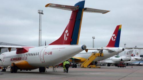 danish air transport københavns lufthavn indenrigs