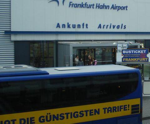 hahn luftfhavn