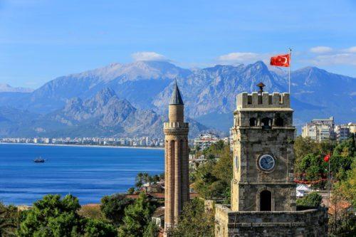 tyrkiet Antalya ferie