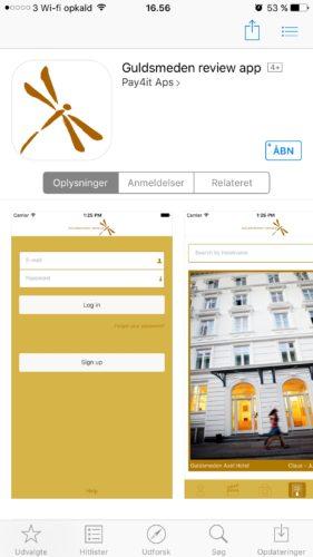 Guldsmeden Hotels Video-Advisor