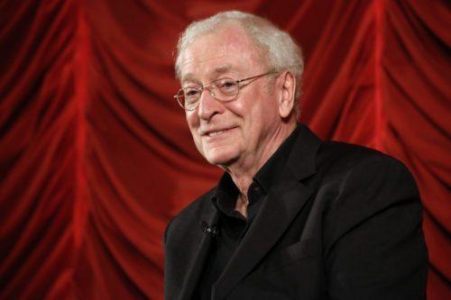 Michael Caine - Viennale (Vienna International Film Festival) 2012 at Gartenbaukino