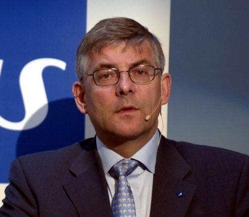 Jørgen Lindegaard, SAS koncernchef fra 2001 til 2006.