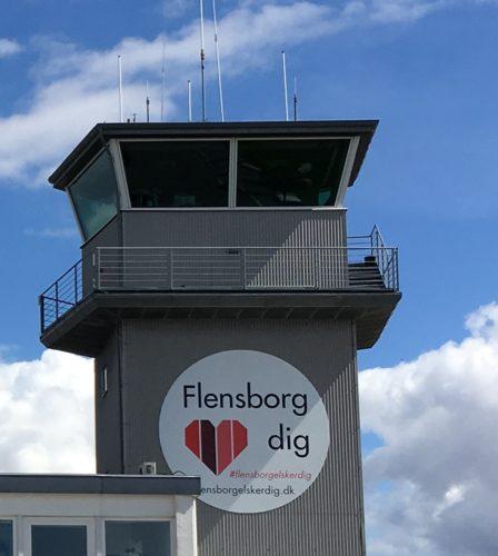 sønderborg lufthavn, kontroltårn