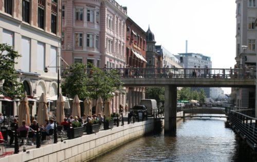 Aarhus danmark ferie