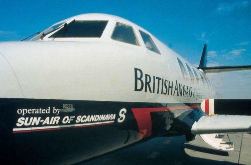 British Airways og SUN-AIR