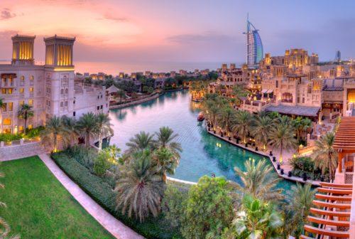 Dubai ferie