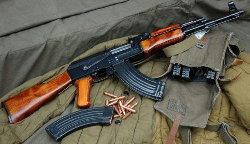 Kalashnikov  АК-47 våben