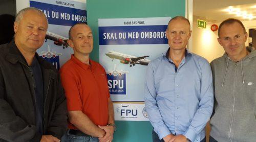 SAS Pilot Union, Christian Fyrst og bestyrelsen
