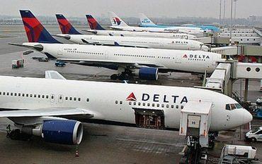 delta air lines fly lufthavn