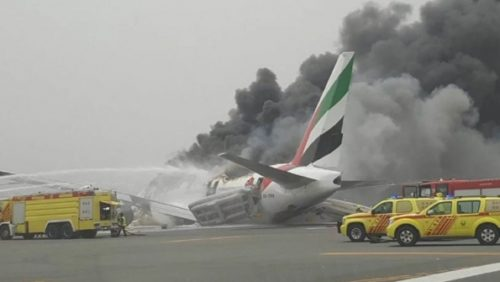 emirates boeing b777-300 havari