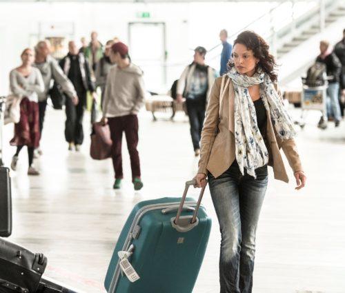 gøteborg lufthavn passager
