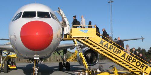 karup lufthavn