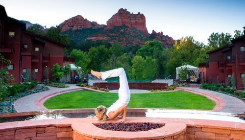 Kimpton Hotels ferie yoga