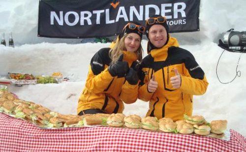 Arkivfoto fra Nortlander Skitours.