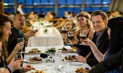 Restaurant til store og små selskaber
