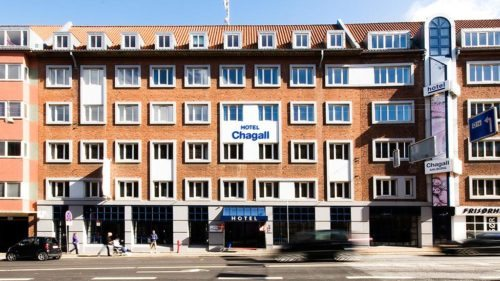 Hotel Chagall i Aalborg bliver nu til Hotel Gestus. Hotellet ejes af Milling Hotels.