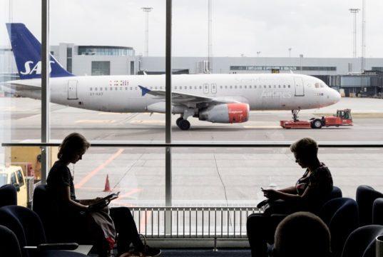 Og de 20 største flyselskaber i Københavns Lufthavn er