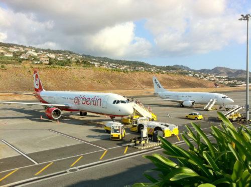 Funchal Madera Airport - 06