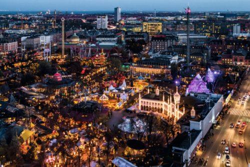 Jul i Tivoli sidste år – foto: Christoffer Anias Sandager.