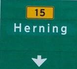 herning-motorvejen