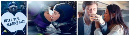 icelandair-brudepar